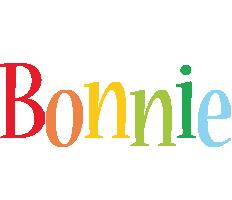 Bonnie birthday logo