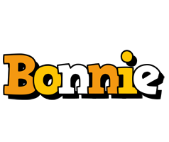 Bonnie cartoon logo