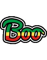 Boo african logo