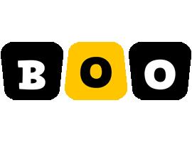 Boo boots logo