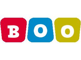 Boo daycare logo