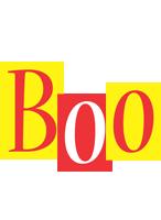 Boo errors logo