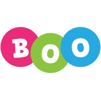 Boo friends logo