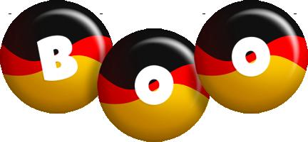Boo german logo