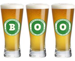 Boo lager logo