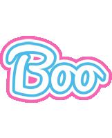 Boo outdoors logo