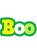 Boo soccer logo