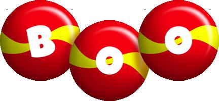 Boo spain logo