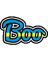 Boo sweden logo