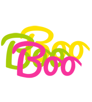 Boo sweets logo