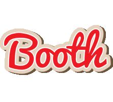 Booth chocolate logo