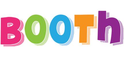 Booth friday logo