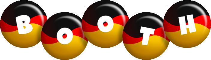 Booth german logo
