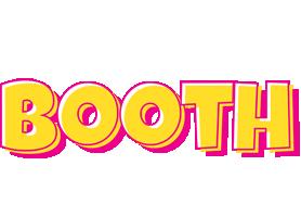 Booth kaboom logo