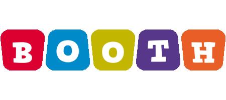 Booth kiddo logo
