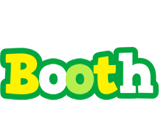 Booth soccer logo