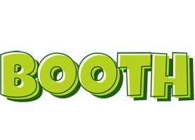 Booth summer logo