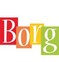 Borg colors logo