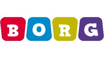 Borg kiddo logo