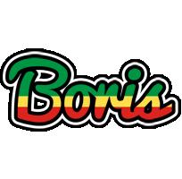 Boris african logo