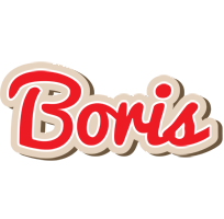 Boris chocolate logo