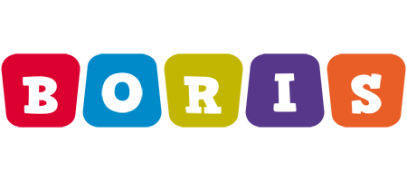 Boris daycare logo
