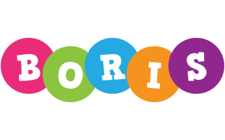 Boris friends logo
