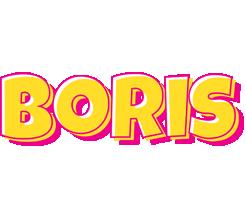 Boris kaboom logo