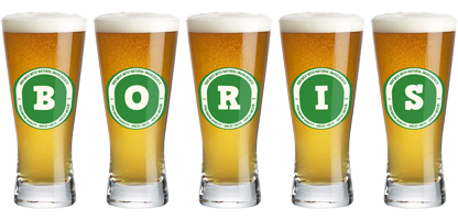 Boris lager logo