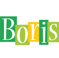 Boris lemonade logo