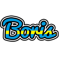 Boris sweden logo