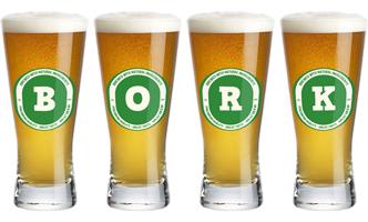 Bork lager logo