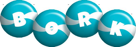 Bork messi logo