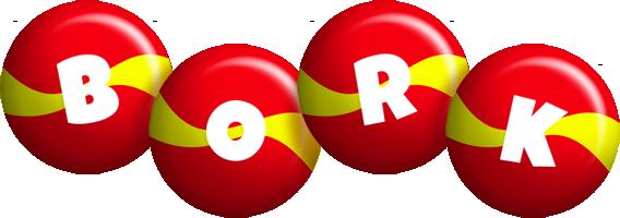 Bork spain logo