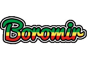 Boromir african logo