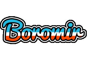 Boromir america logo