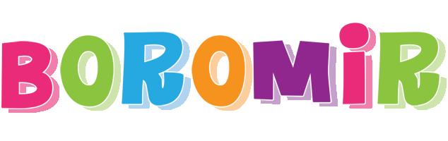 Boromir friday logo