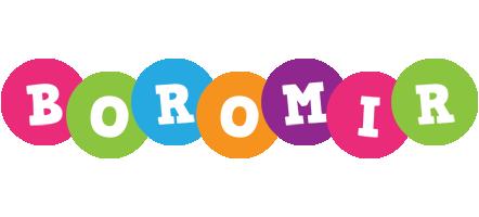 Boromir friends logo