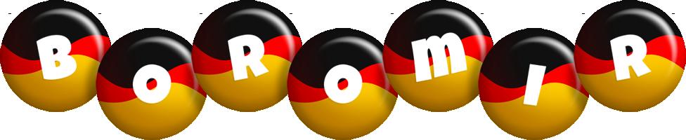 Boromir german logo