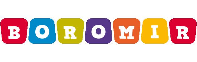Boromir kiddo logo