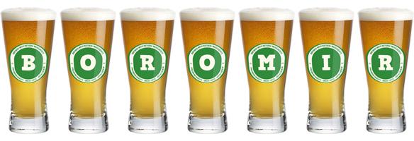 Boromir lager logo