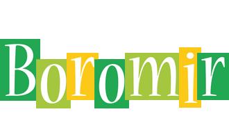 Boromir lemonade logo
