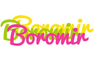 Boromir sweets logo