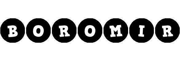 Boromir tools logo