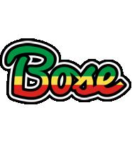Bose african logo