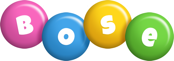 Bose candy logo