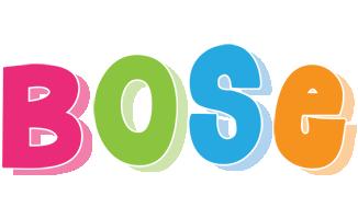 Bose friday logo
