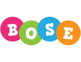 Bose friends logo