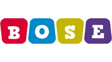 Bose kiddo logo