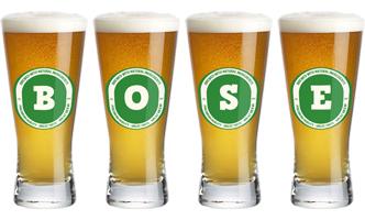 Bose lager logo